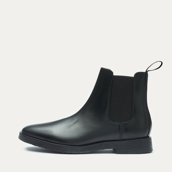 Harvey Leather Chelsea Boot