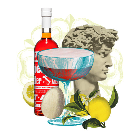 globe and mail cocktails illustration