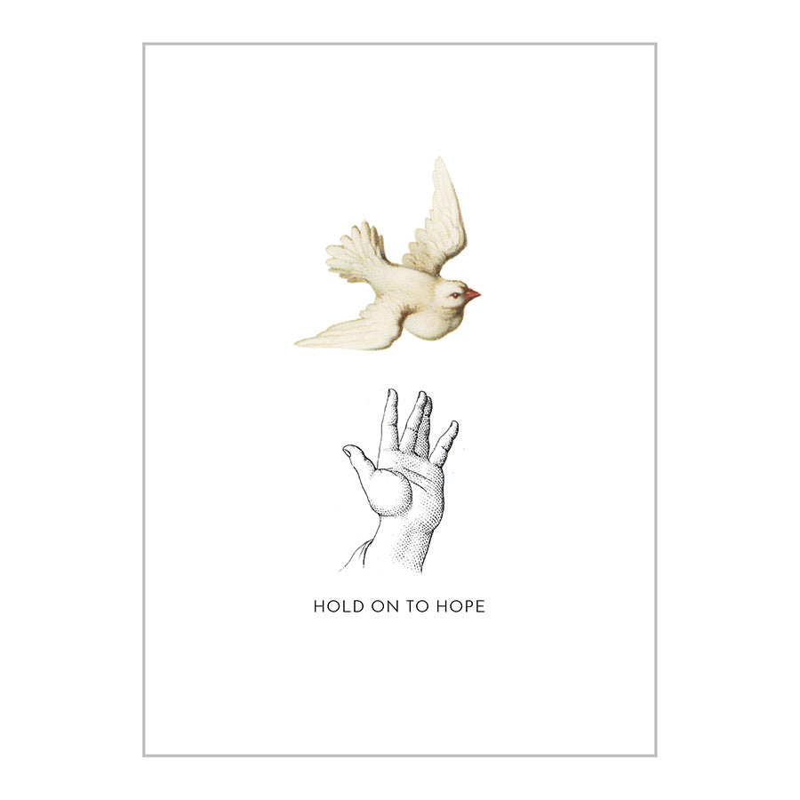 Wellbeing Postcards - Hope