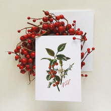 Holiday Greeting Cards - Noël Set of 3