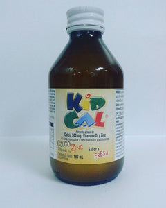 Kid cal jarabe 180ml