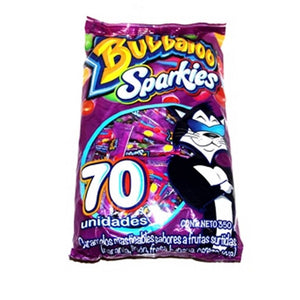Bubbaloo Sparkies en Linea 70u