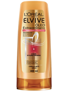 Acondicionador Elvive Oleo Extraordinario 400 ml