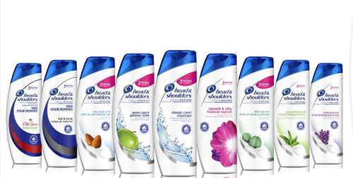 Head & Shoulders 700ml