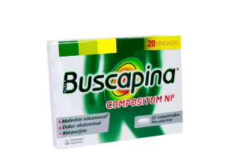 Buscapina x 20 tab