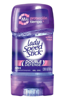 Desodorante Lady speed Stick Gel 63g