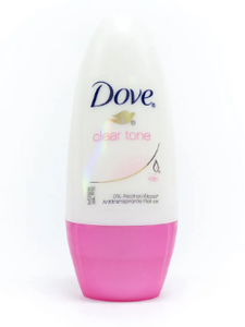 Desodorante DOVE roll-on 30ml  x12