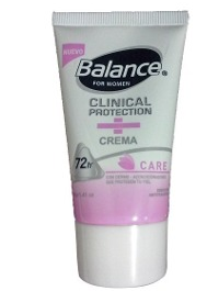 Desodorante Balance Crema Clinical Protection 40g