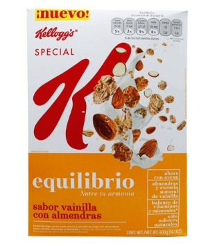 Cereal kellogg's special Equilibrio 400gr