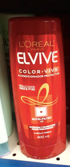 Acondicionador Elvive (color-vive) 400ml
