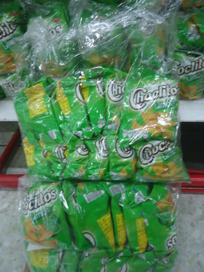 Choclitos Limon 12u