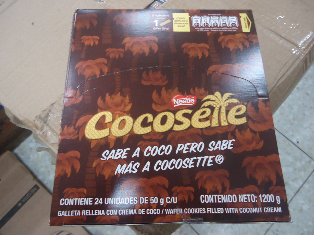 Cocosette Wafer 22u