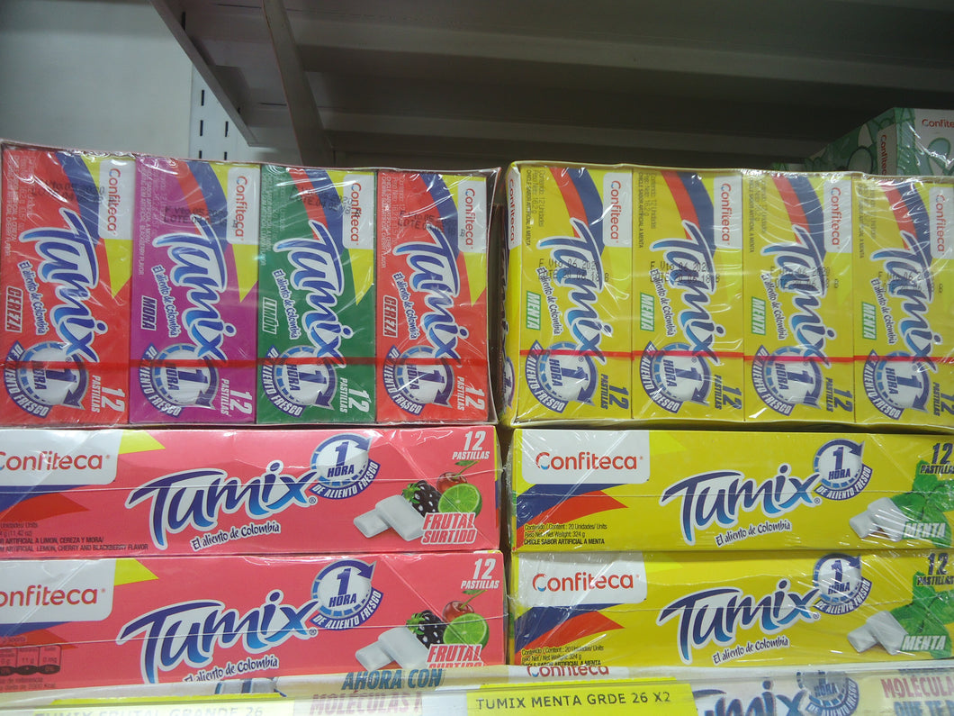 Tumix Grande Chicle 20u