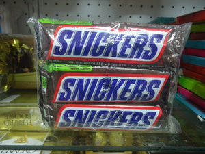 Chocolate Snickers 6u