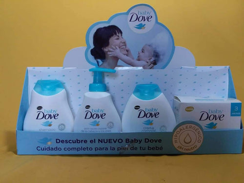 Kit Dove Baby 200ml