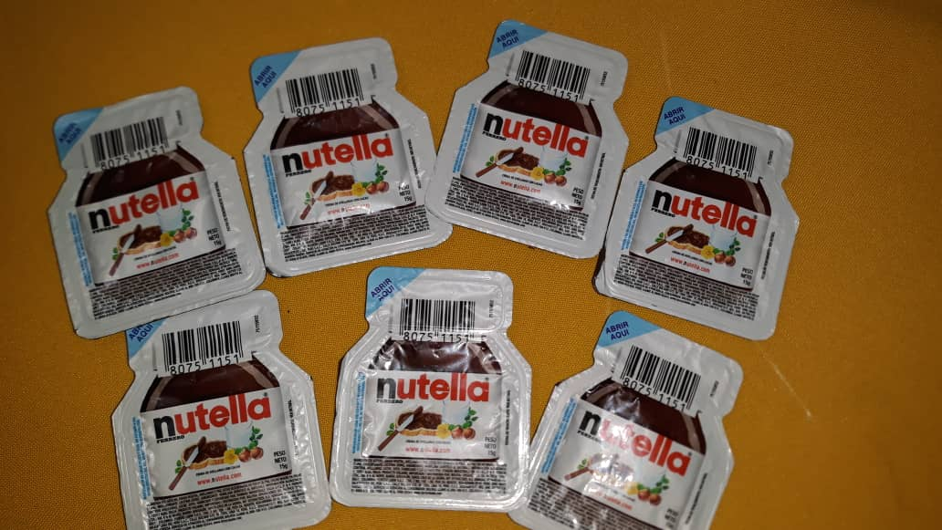 Nutella mini 15gr