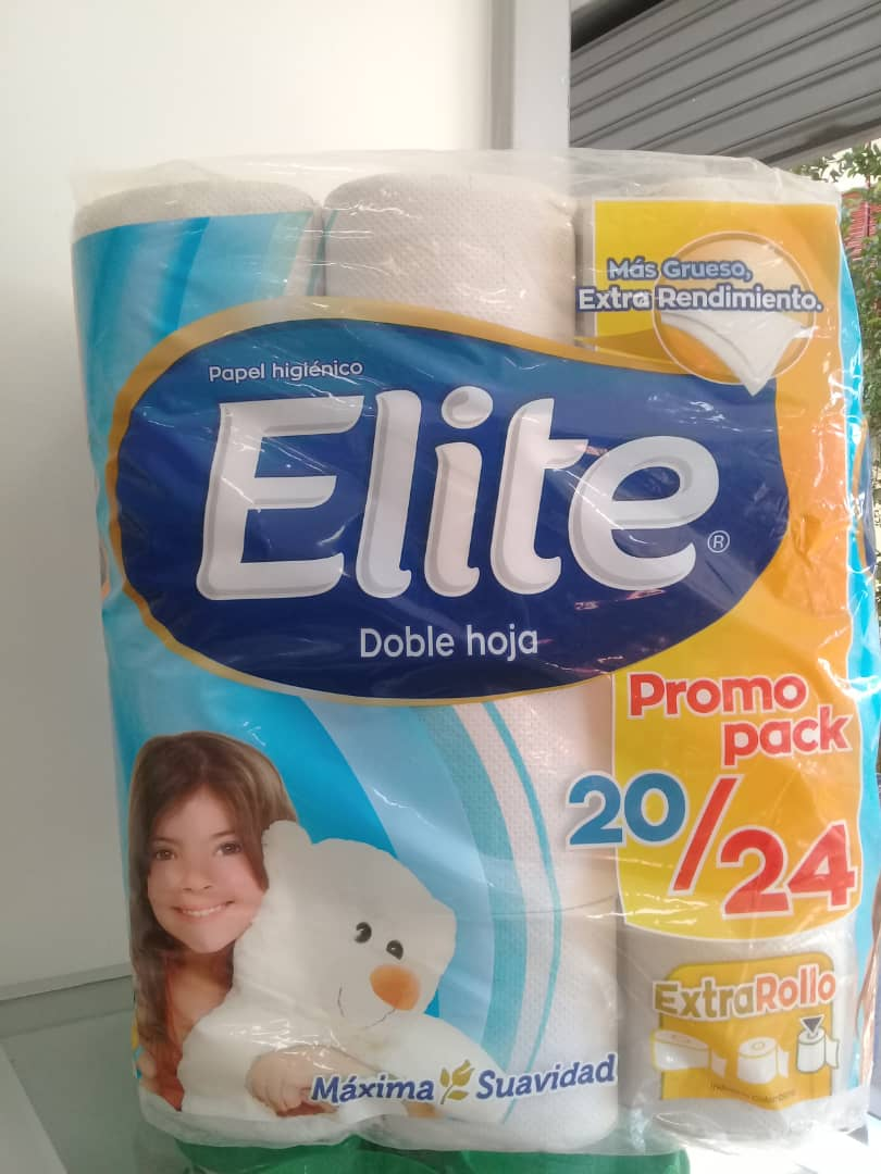 Papel Elite 24 rollos