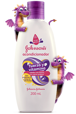 Acondicionador Johnson's fuerza y vitamina 200ml