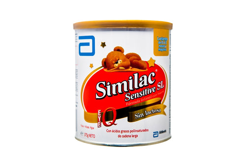 Formula  Similac SENSITIVE (SIN LACTOSA) 375 gr