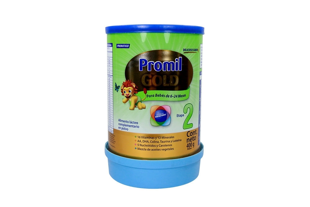 Formula S-26 Promil Gold 6 - 24 meses x 400g