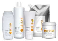 REHAB - Stressed Hair Care