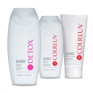 Free Detox with Colrluv Shampoo & Treatment