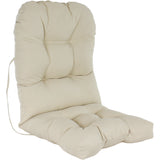 Cream Adirondack Cushion