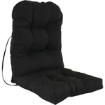 Black Adirondack Cushion
