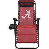 Alabama Crimson Tide Zero Gravity Chair