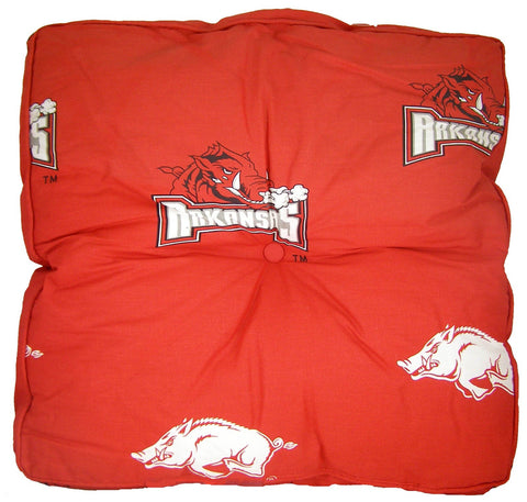 Arkansas Razorbacks Floor Pillow