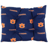 Auburn Tigers Rocker Pad - Chair Cushion