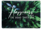 Happiness Throw Blanket