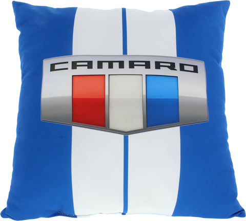 "Camaro Decorative Pillow, 16"" x 16"", Made in the USA"