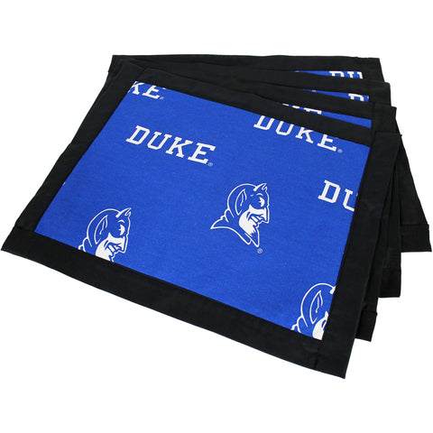 Duke Blue Devils Placemat Set