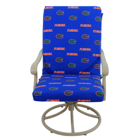 Florida Gators Two Piece Chair Cushion