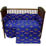 Florida Gators Baby Crib Fitted Sheet Pair