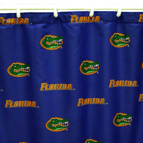 Florida Gators Shower Curtain Cover