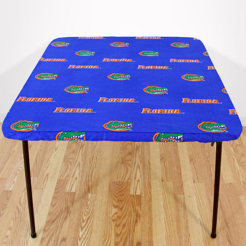 Florida Gators Fitted Table Cover / Tablecloth:  3 Sizes Available
