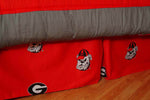 Georgia Bulldogs Futon Cover