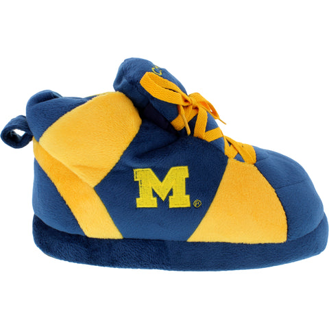 Michigan Wolverines Original Comfy Feet Sneaker Slippers