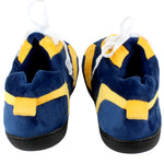 Michigan Wolverines All Around Rubber Soled Slippers