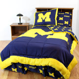Michigan Wolverines Bed in a Bag