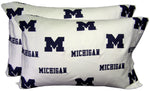 Michigan Wolverines Pillowcase