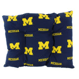 Michigan Wolverines Rocker Pad - Chair Cushion