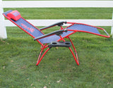 Ole Miss Rebels Zero Gravity Chair
