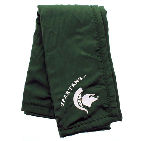 Michigan State Spartans Baby Blanket