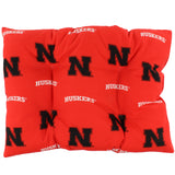 Nebraska Cornhuskers Rocker Pad - Chair Cushion