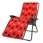 Nebraska Huskers Zero Gravity Chair Cushion