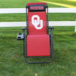 Oklahoma Sooners Zero Gravity Chair