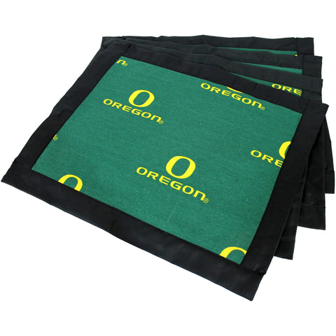 Oregon Ducks Placemat Set